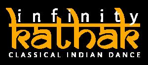 Infinity Kathak_Title_White